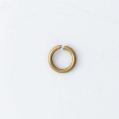 Detalhes do produto Argolinha para montagem 0,70mmx4,50mm