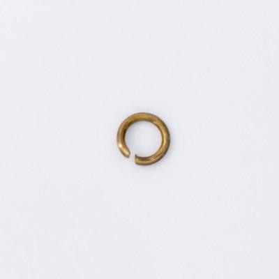 Detalhes do produto Argolinha para Montagem 0,80mmx4,00mm