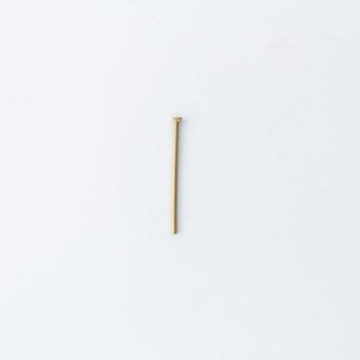 Detalhes do produto Pino com cabeça 0,80mmx20,00mm