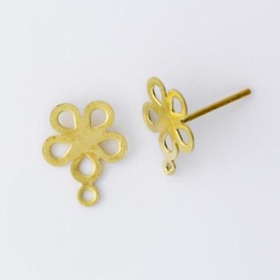 Detalhes do produto Base com pino para Brinco Flor 24