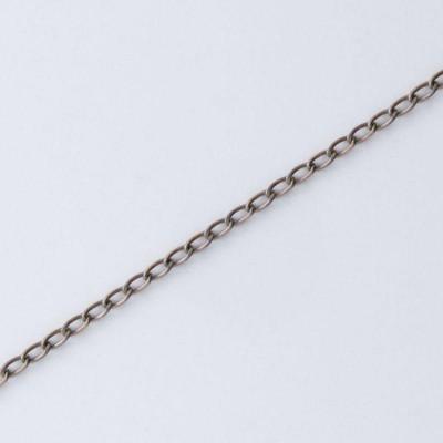 Detalhes do produto CR 019 corrente grumet curta 0,35mm