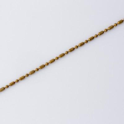Detalhes do produto CR 122 Corrente Bolinha Palito Diaman 1,50mm