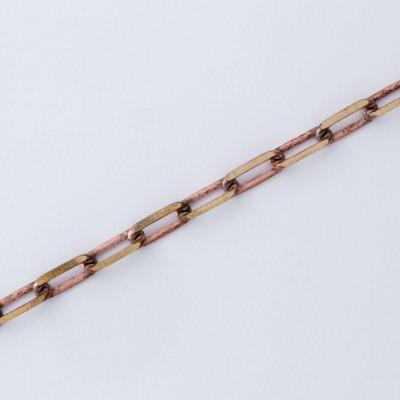 Detalhes do produto CR 061 Corrente Cartier Longa Diamantada 1,00mm