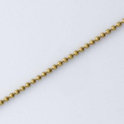 Detalhes do produto CR 072 Corrente Bolinha Diamantada 1,50mm