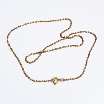 Detalhes do produto Gargantilha Bolinha Palito Diamantada