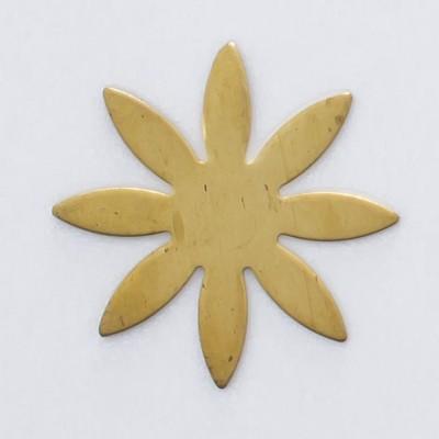 Detalhes do produto Flor 8 pétalas 13,83mmx13,83mm
