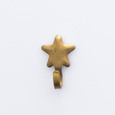 Detalhes do produto Estrela com gancho 9,07mmx5,65mm