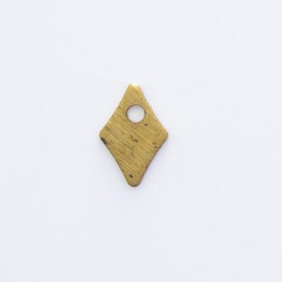 Detalhes do produto Losango com furo 5,85mmx3,85mm