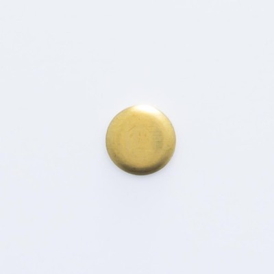 Detalhes do produto Calota fundo reto sem furo 4mm