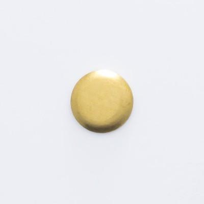 Detalhes do produto Calota fundo reto sem furo 4,55mm