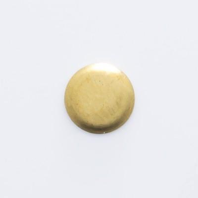Detalhes do produto Calota fundo reto sem furo 5,10mm