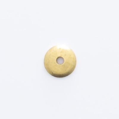 Detalhes do produto Calota fundo reto com furo 4,00mm