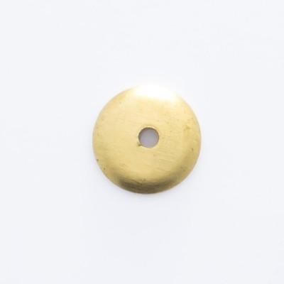 Detalhes do produto Calota fundo reto com furo 5,05mm