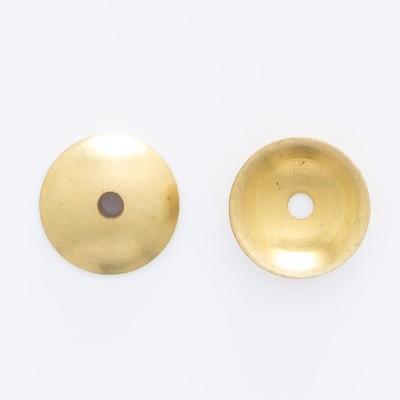 Detalhes do produto Calota abaulada com furo 6,00mm
