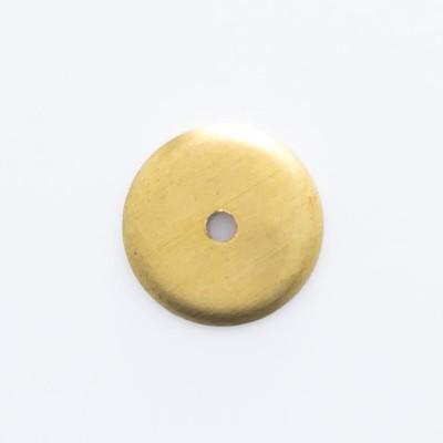 Detalhes do produto Calota fundo reto com furo 6,00mm