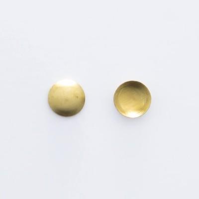 Detalhes do produto Calota abaulada sem furo 3,02mm