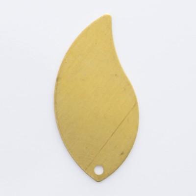 Detalhes do produto Folha com furo 20,40mmx10,33mm