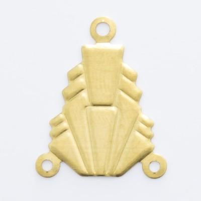 Detalhes do produto Figura com 3 argolinhas 17,30mmx14,00mm