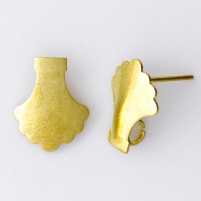 Detalhes do produto Base com Pino para Brinco 1490
