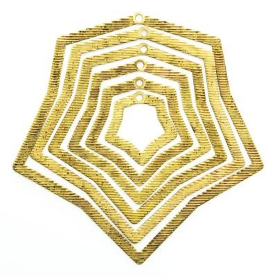 Detalhes do produto Estrelas com furo