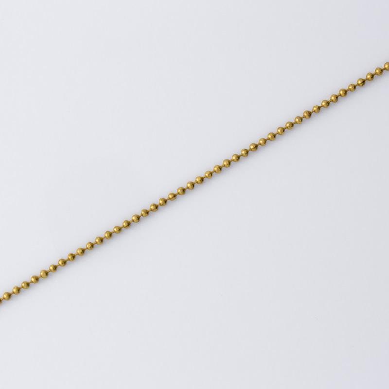 CR 135 Corrente Bolinha Diamantada 1,2mm