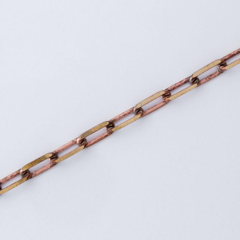 CR 061 Corrente Cartier Longa Diamantada 1,00mm