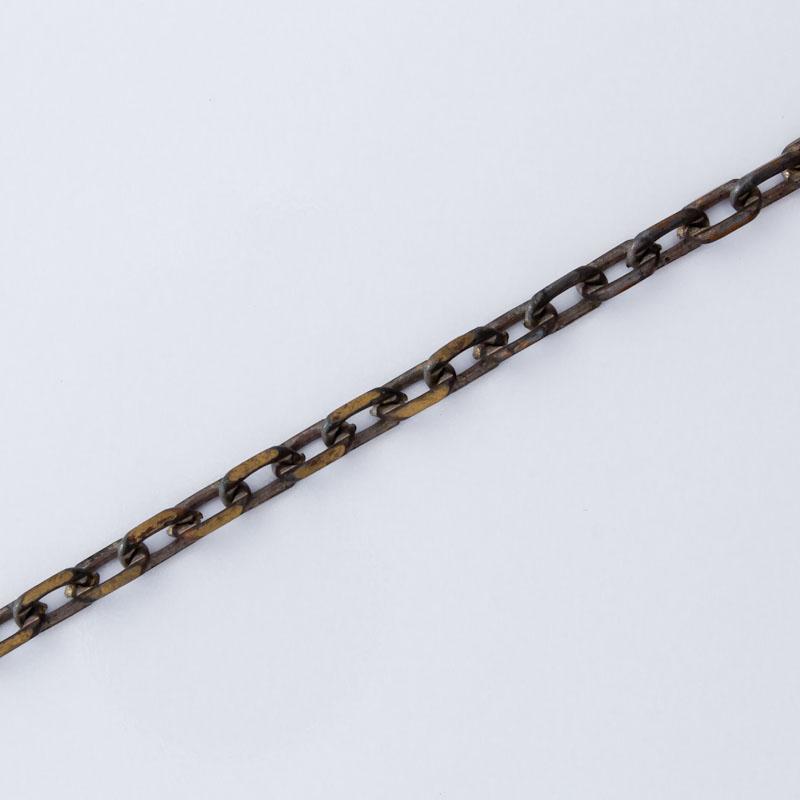 CR 060 Corrente Cartier Curta Diamantada 1,00mm