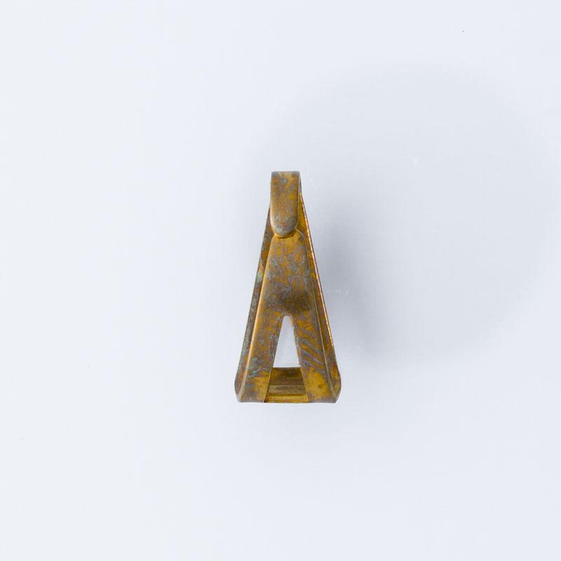 Contra argola vazada 11,80x5,50mm