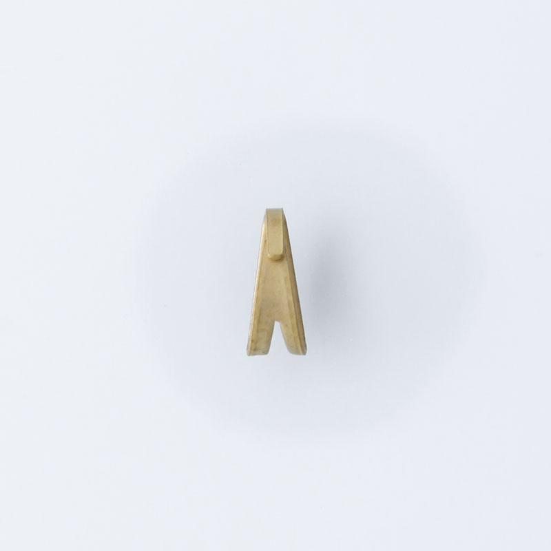 Contra argola vazada 7,10mmx3,00mm