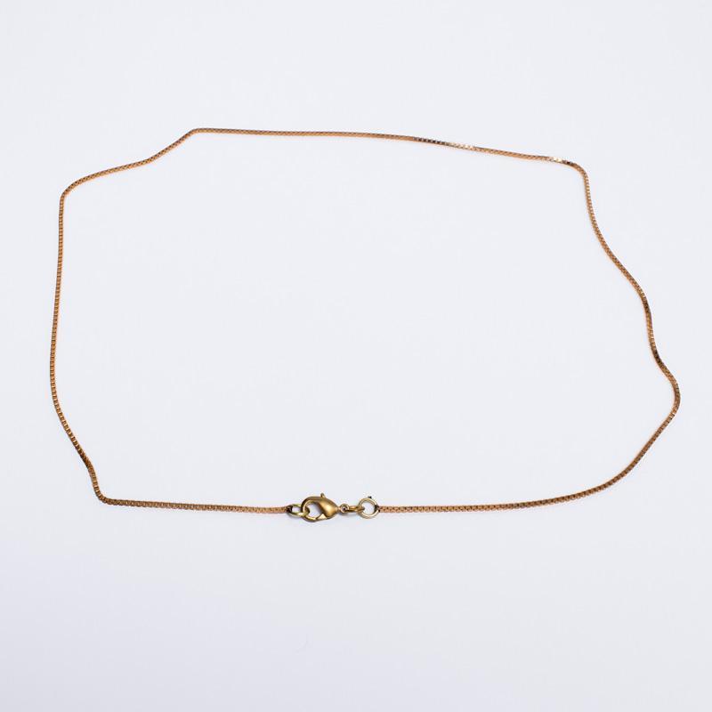 Gargantilha Veneziana Diamantada
