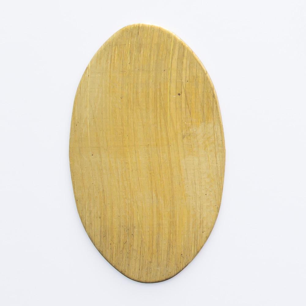 Oval sem furo 23,36mmx14,03mm