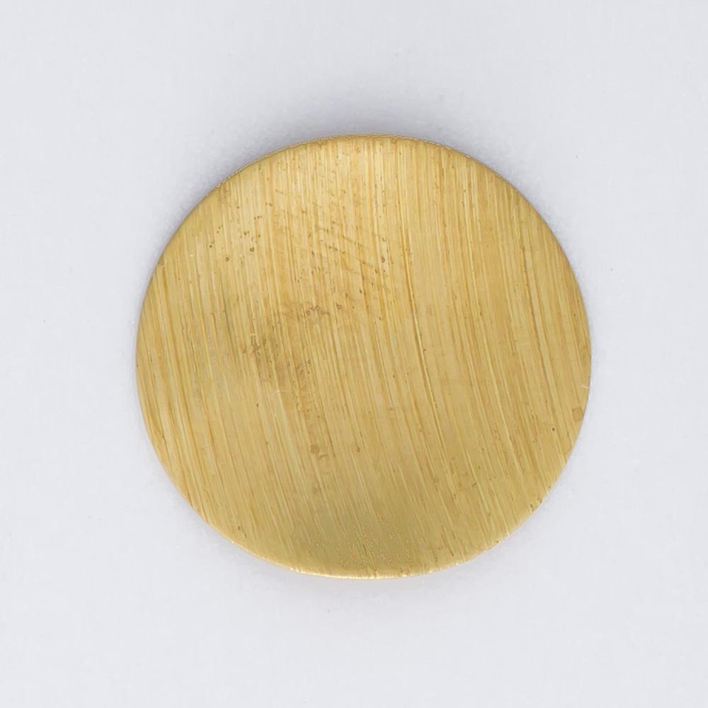 Redondo abaulado 14,74mmx15,10mm
