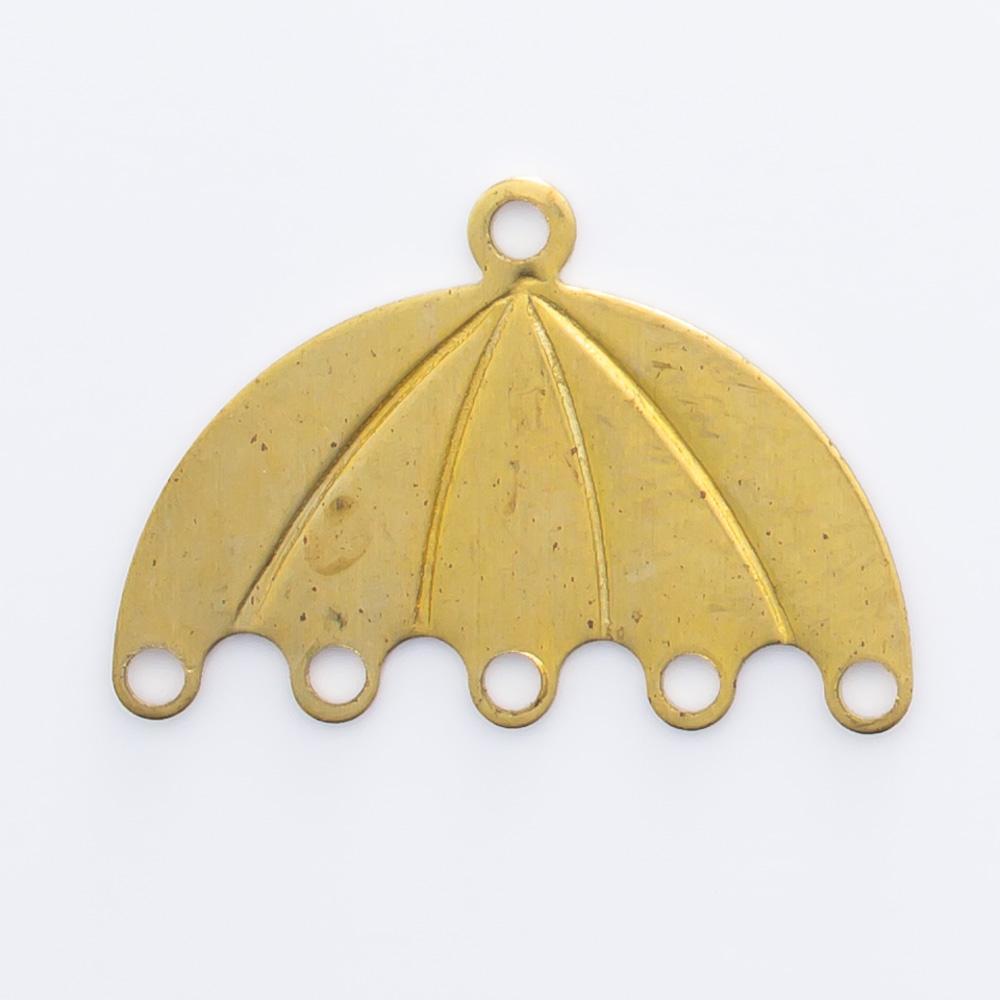 Guarda-chuva com 6 furos 12,94mmx18,78mm