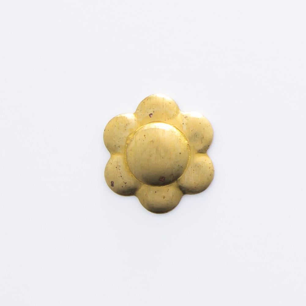 Flor sem furo7,65mmx7,02mm