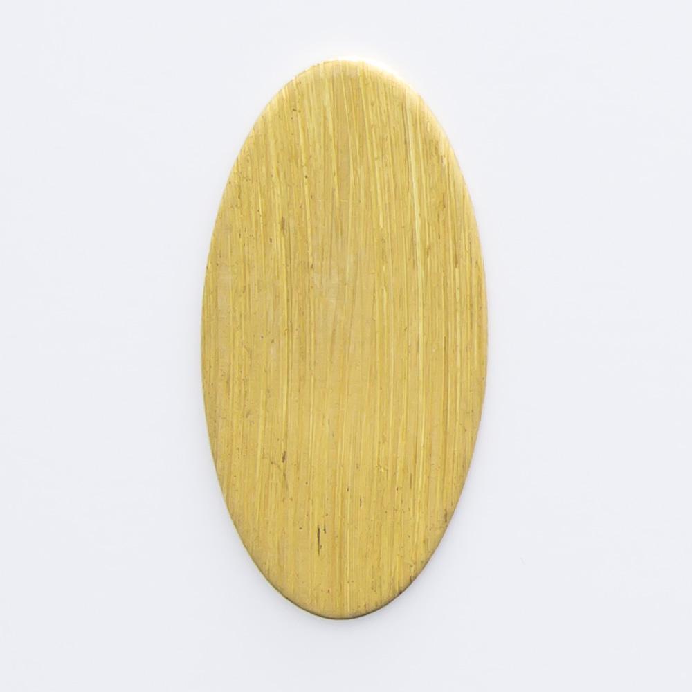 Oval sem furo 14,24mmx7,26mm