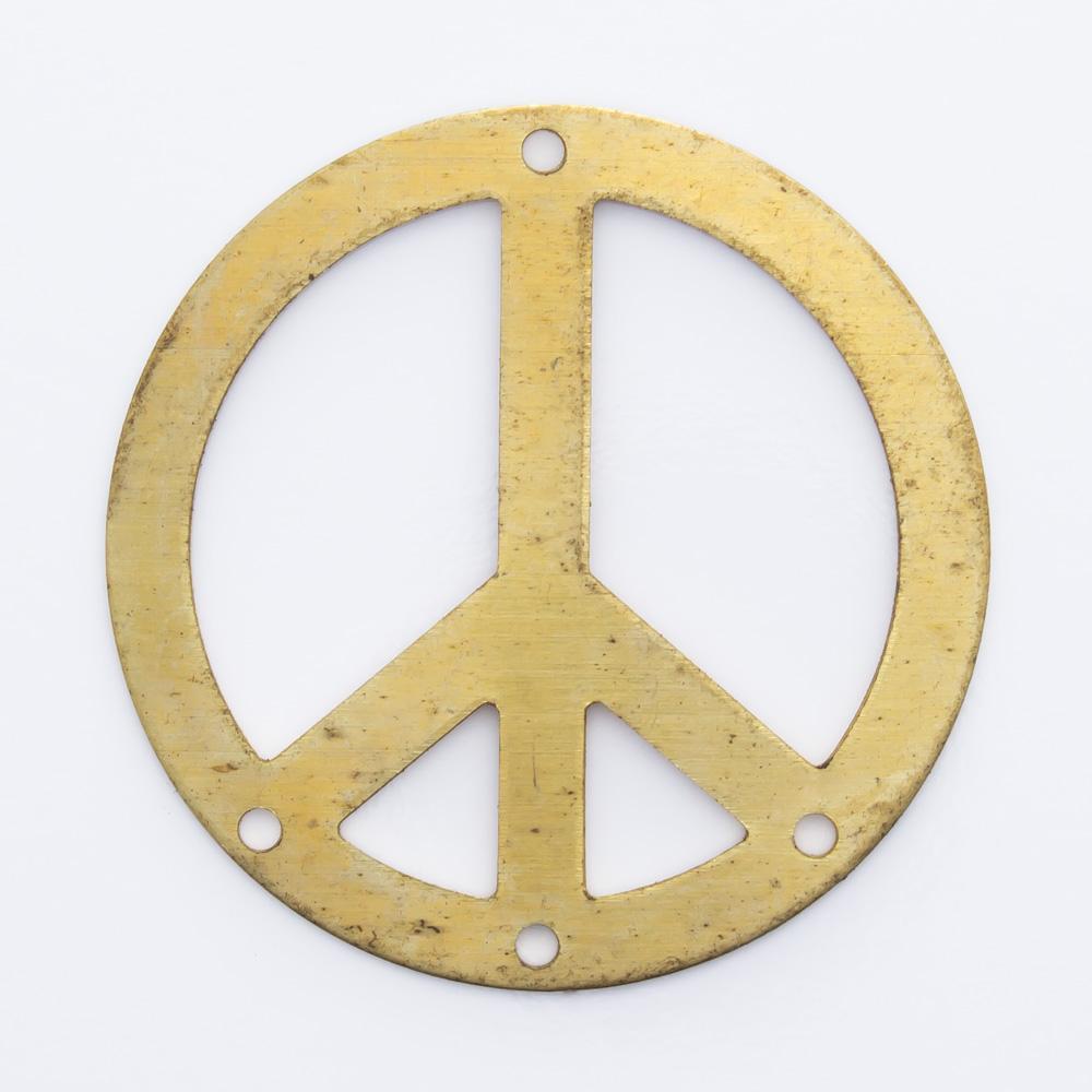 Hippie com 4 furos 25,10mmx25,06mm
