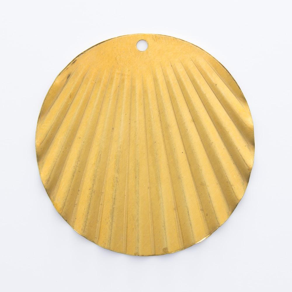Redondo ondulado com furo 34,91mmx34,55