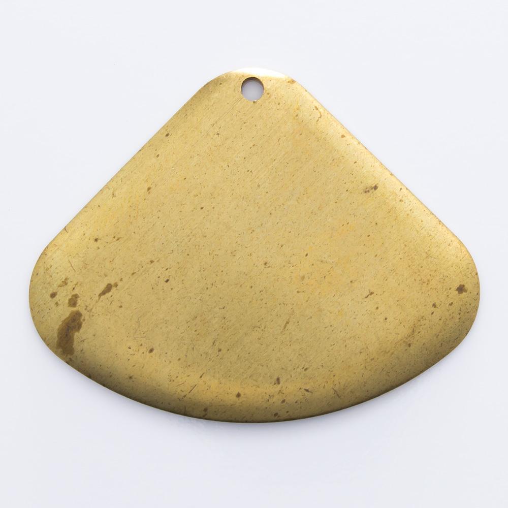 Triângulo abaulado 24,03mmx30,48mm
